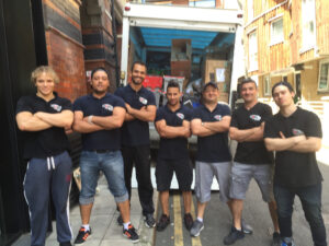 Office Relocation Services London
