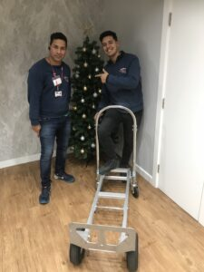 city of london office movers