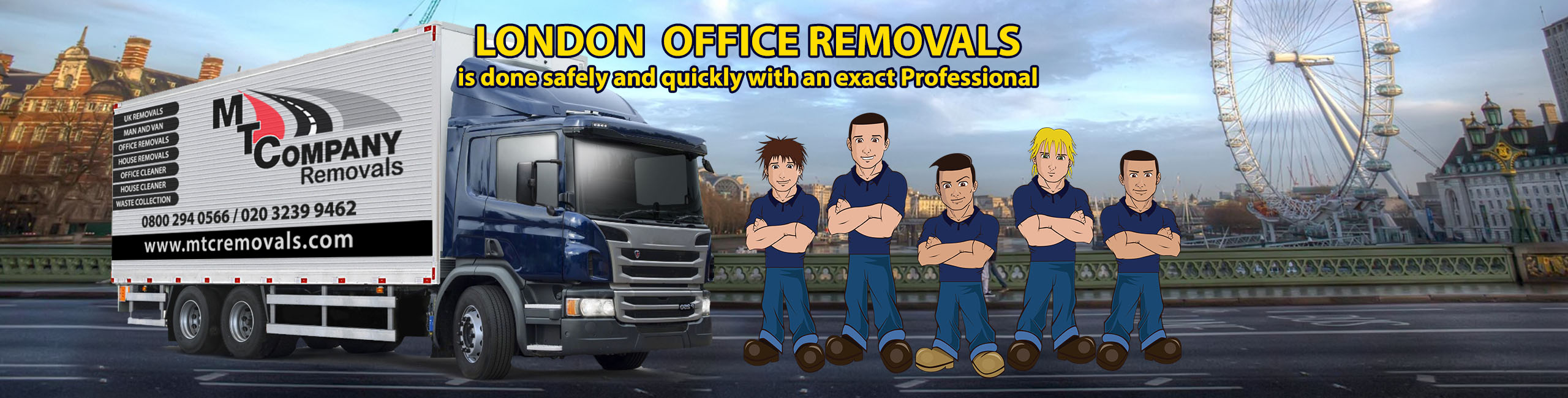 Professional offices relocation company