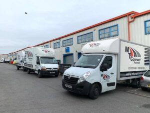moving businesses premises